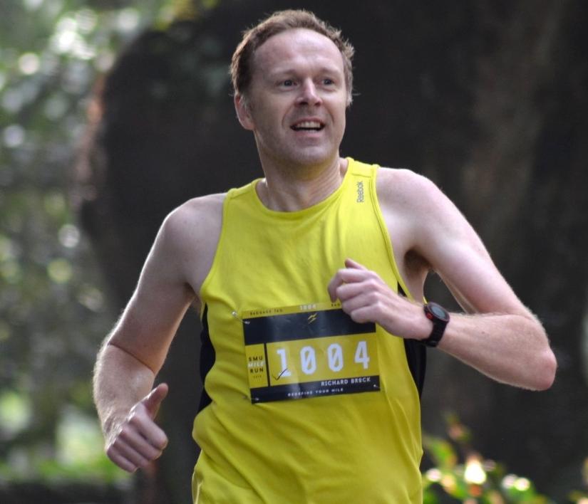 SMU Mile Run