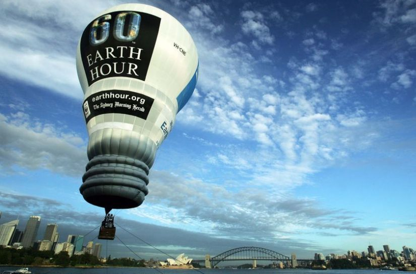 Things making me happy this week – 26th March – EarthHour